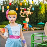 Bo Peep and Frozone Character Meet and Greets at Disney's Hollywood Studios to Become Seasonal Offerings