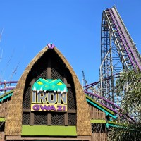 Iron Gwazi Starts Test Runs at Busch Gardens Tampa Bay