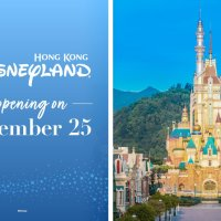 Hong Kong Disneyland Reopening on 25th September
