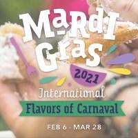 Universal Orlando Announces Mardi Gras 2021: International Flavors of Carnaval
