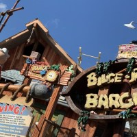 Popeye & Bluto's Bilge-Rat Barges at Universal's Islands of Adventure Closed for Refurbishment