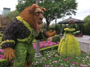 Epcot Flower Garden Festival 2014-1