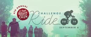 Camp Boggy Creek Challenge Bike Ride September 6 2014