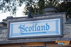 Epcot International Food and Wine Festival 2014 - Scotland