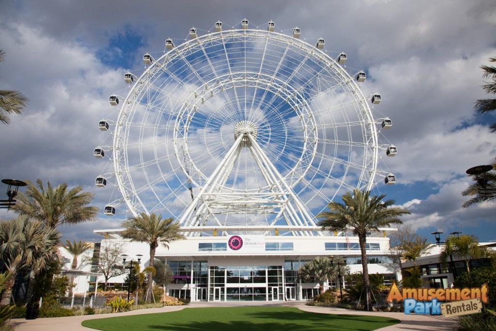 The Eye of Orlando Ferris Wheel