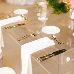 Table Chair Rentals Orlando Desk Teen Acrylic Sweetheart Wedding And Party Lucite Dessert Display