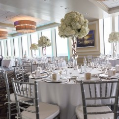 Chiavari Chairs Wedding Ceremony Black Spandex Chair Covers Used Silver Orlando And Party Rentals