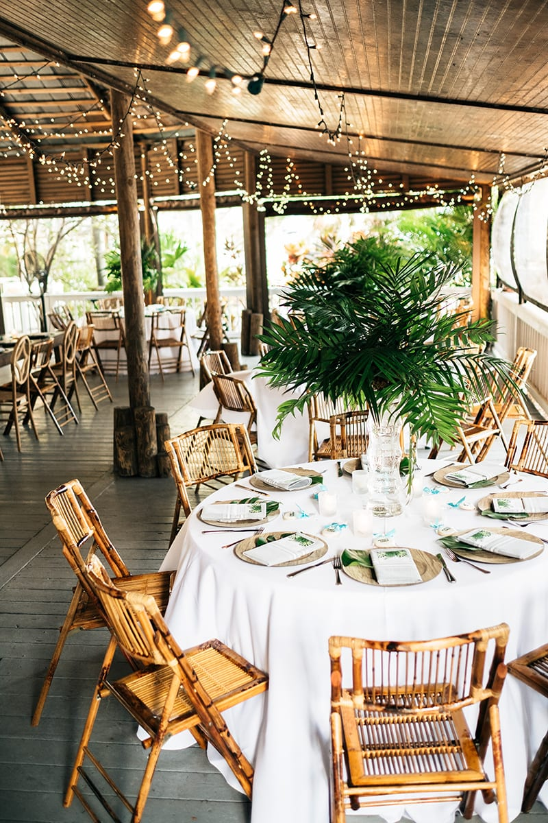 bamboo folding chair wood kids table and chairs orlando wedding party rentals