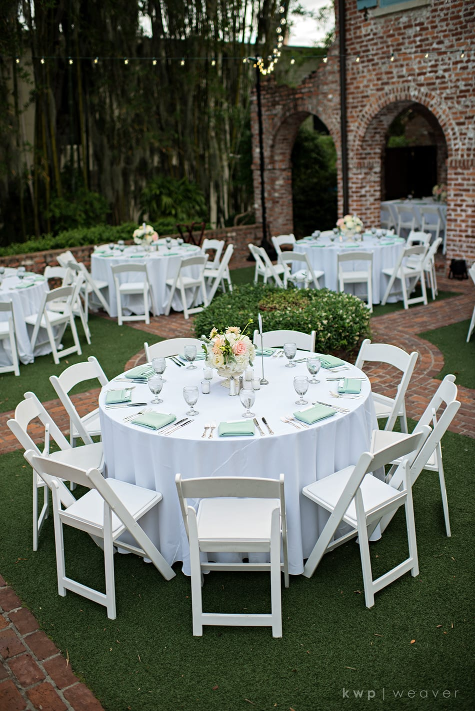 chair cover rentals langley and stool set white resin folding chairs orlando wedding party crisp neutral classic banquet bright