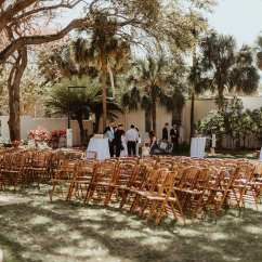Bamboo Folding Chairs Wedding Couch Chair Covers Walmart Orlando And Party Rentals