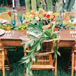 Bamboo Folding Chairs Wedding Wingback Chair Cover Orlando And Party Rentals