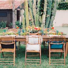 Bamboo Folding Chairs Wedding Desk Chair Tesco Orlando And Party Rentals