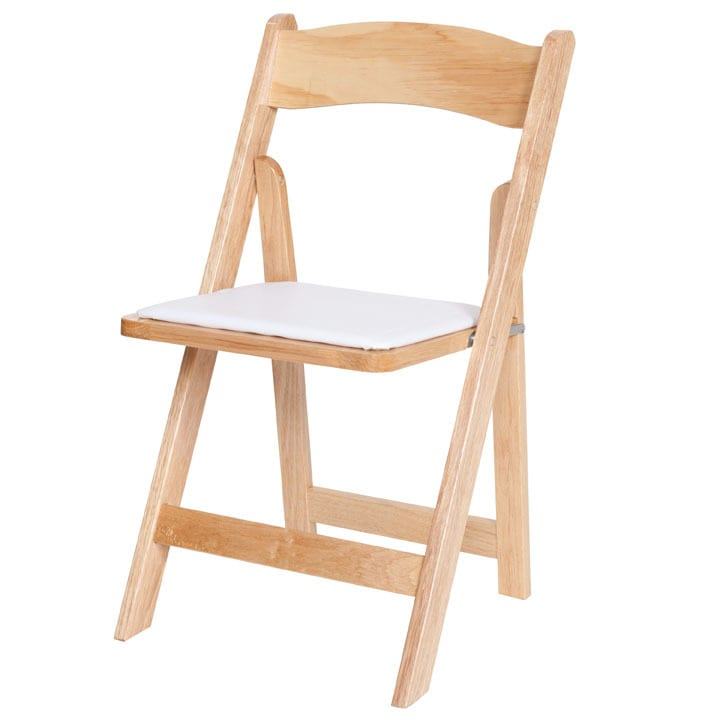 renting folding chairs resin wicker rocking chair natural wood orlando wedding and party rentals oak simple basic minimal boho