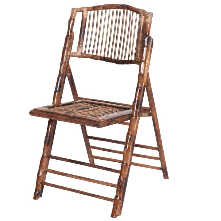 folding chairs for rent neutral posture chair review bamboo orlando wedding and party rentals