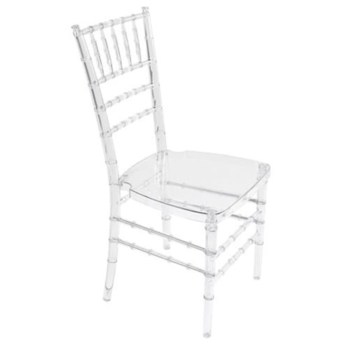 plastic chiavari chair large throne clear chairs orlando wedding and party rentals