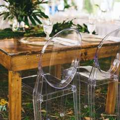 Table Chair Rentals Orlando Reclining With Ottoman Ghost Wedding And Party