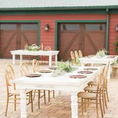 Table Chair Rentals Orlando Sports Bar Tables And Chairs White Washed Farm Wedding Party Gold Vineyard Mismatched Boho
