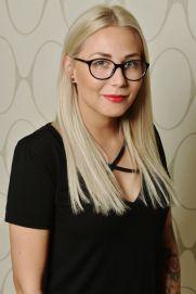 Barbara Martanová, hairstylist