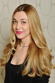 Lucie Valuchová, hairstylist