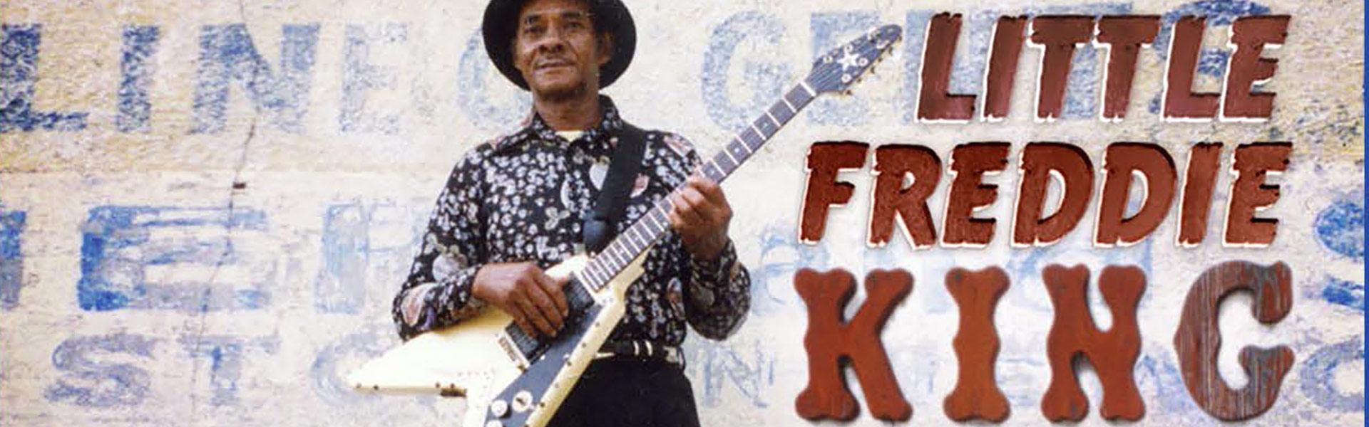 Little Freddie King – Fried Rice & Chicken