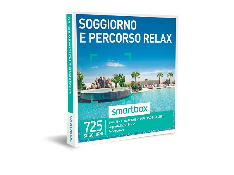 Soggiorno E Percorso Relax Italia