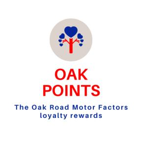 Oak Points logo
