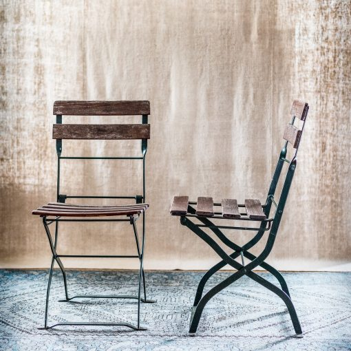 chair design iron high seat chairs for elderly and wood folding vintage from munich augustiner beer garden ormolu