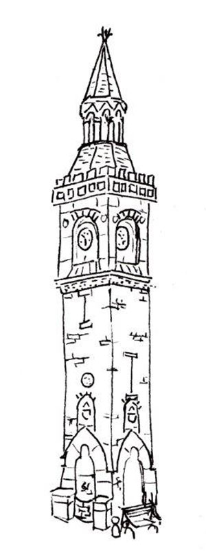 Ormskirk Heritage Trail - ClockTower