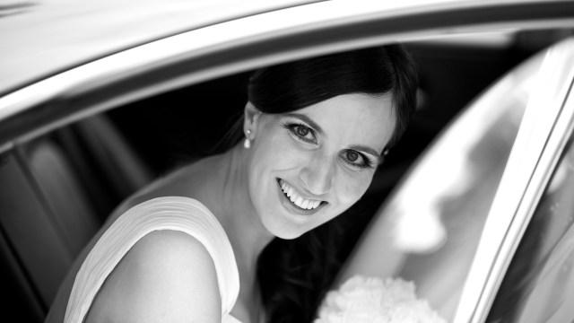Wedding in Black & White
