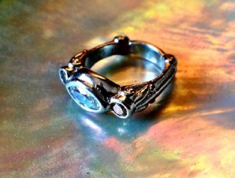Intricately Carved Ring