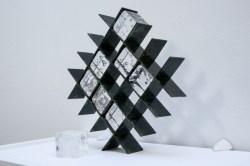 Work by elk studio glass. Part of Regeneration exhibition 2013