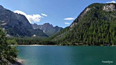 Lago di Braies l ©ornaoreilly.com