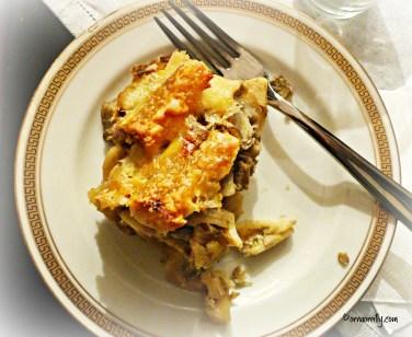 Pasta al Forno Bon Appetour