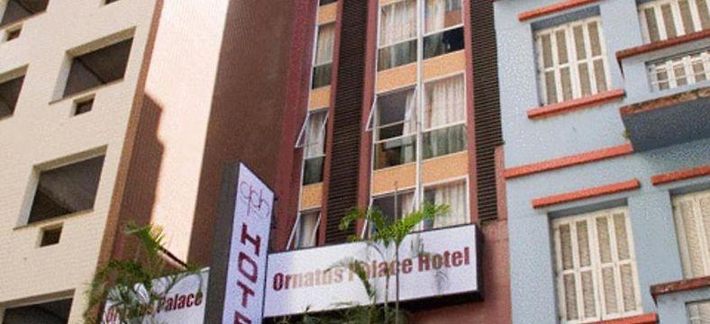 Ornatus Palace Hotel Porto Alegre