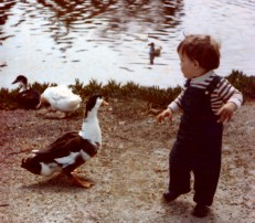 Joe and Duck