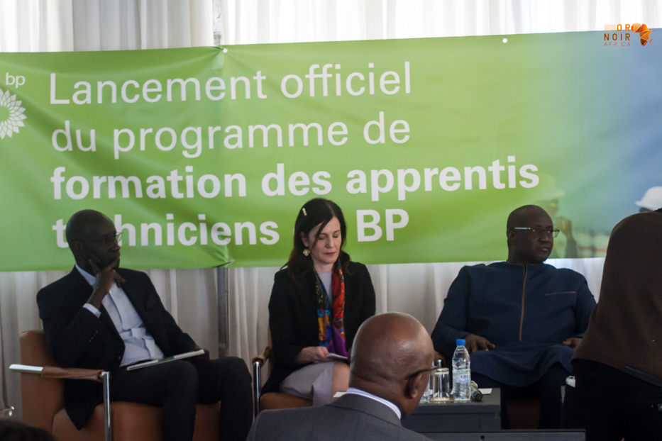 Lancement officiel du programme de formation des apprenants techniciens de BP.