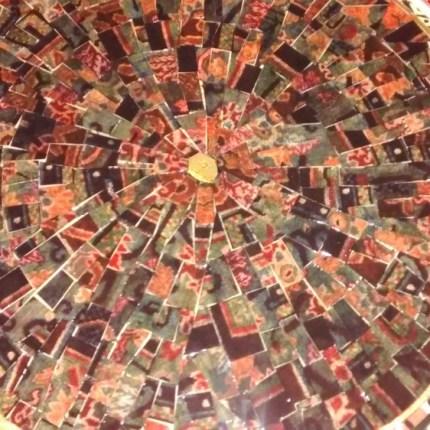 Strad by Collage Artist Deborah O'Keeffe