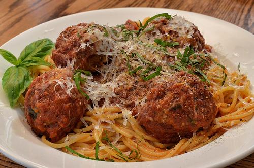 Improving Mom's Spaghetti Sauce