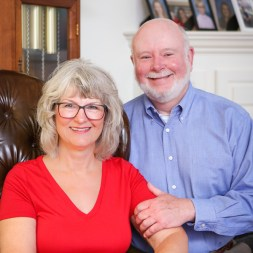 Don & Lois Crawford, authors of Secrets of the Softer Side of Selling