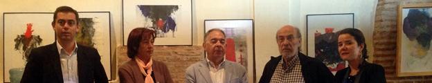 Nueva exposición de José Andrés Coello en Oro de Castilla