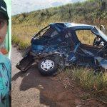 Em Dois Córregos, adolescente de 16 anos morre em acidente de carro