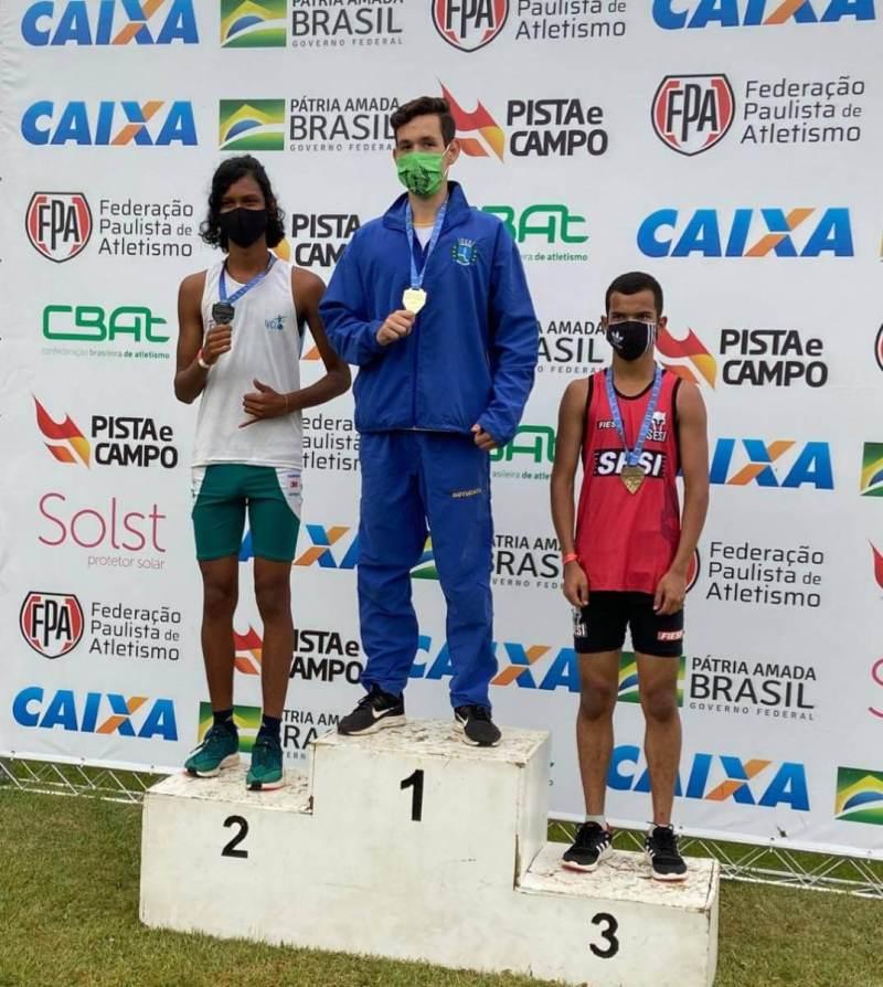 Atletismo: Botucatuense é campeão juvenil em torneio estadual