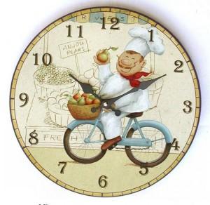Orologi da cucina la comodit di avere ore e minuti