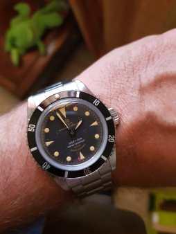 Walter Mitt Sea Diver, foto orologipertutti.it