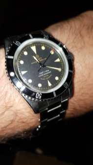 Walter Mitt Sea Diver