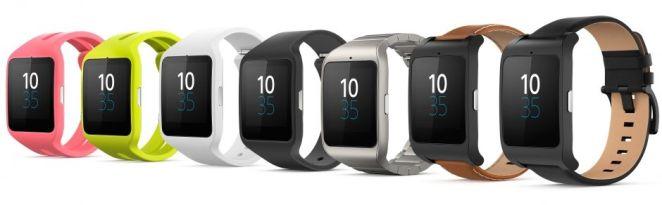 Scheda Tecnica Sony SmartWatch 3 SWR50. Smartwatch Android Wear