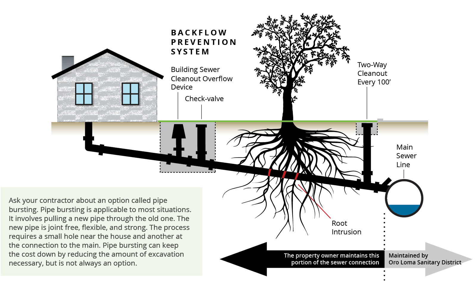 hight resolution of what is a sewer lateral your home s plumbing