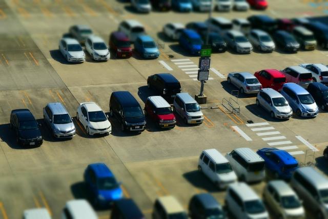 東山動物園駐車場(日曜日)の混雑状況を時系列で調査してみた