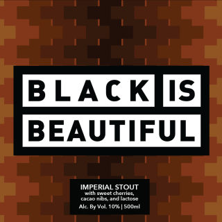 Black is Beautiful Stout