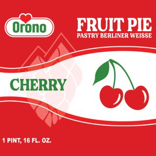 FRUIT PIE (CHERRY)
